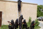 الشرطة الوطنية تقوم باجراء  تمرينات وتدريبات أستباقية
